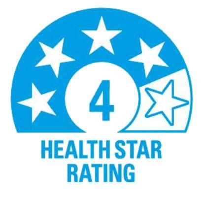 4 Health Stars