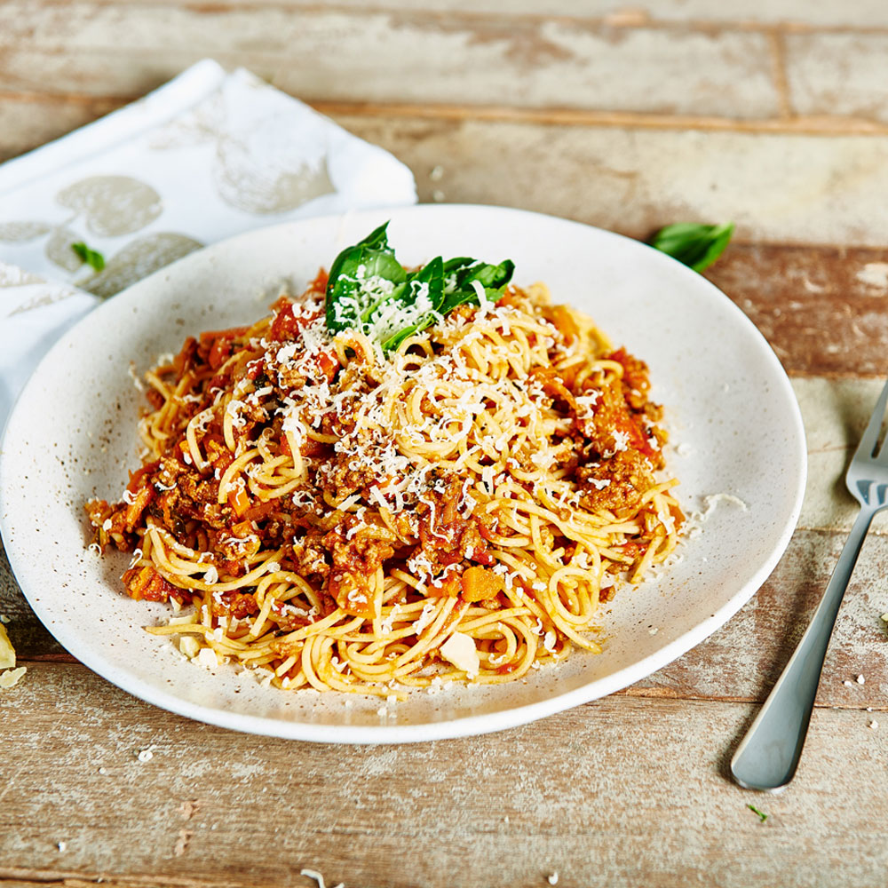 SMART Fibre Spaghetti with Classic Bolognese